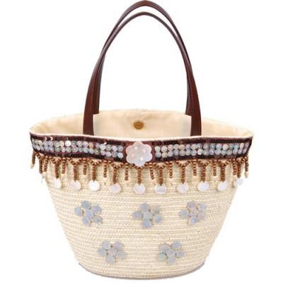 соломенная сумочка