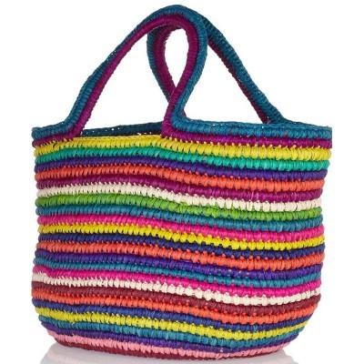 Пляжные женские сумки 2015
