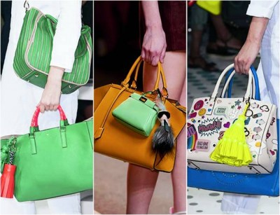 Несколько сумок одновременно