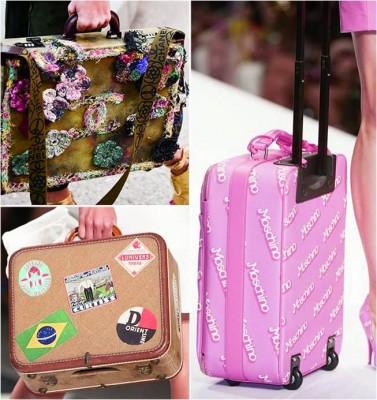 Шикарные туристические чемоданы
