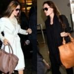 Сумки Анджелины Джоли