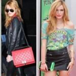 Модные сумки знаменитой Беллы Торн
