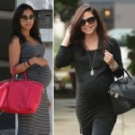 Звезды и сумки неразлучны. Какие сумки носят беременные знаменитости?