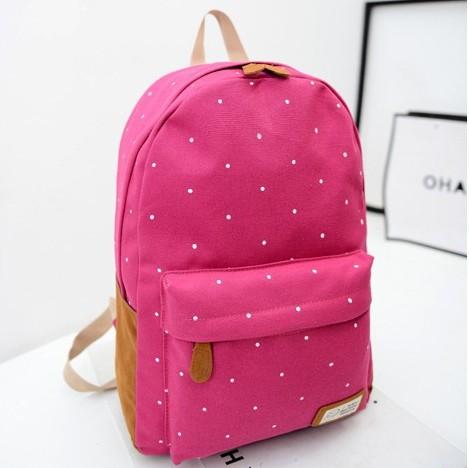 модные школьные сумки гламурная розовая 2015