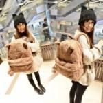 Школьные сумки через плечо для девочек-подростков