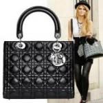 Новый «сумочный» культ от Christian Dior