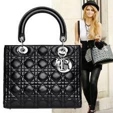 """сумочный"" культ от Christian Dior"