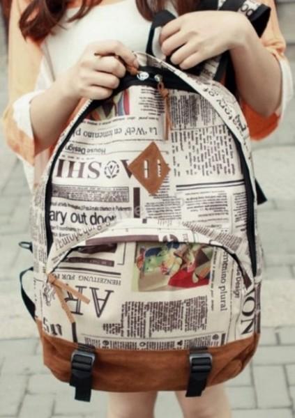японская школьная сумка