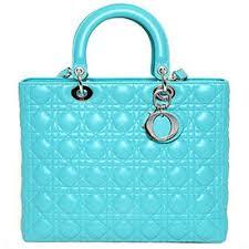 нежно голубая сумка женская от диор бренд