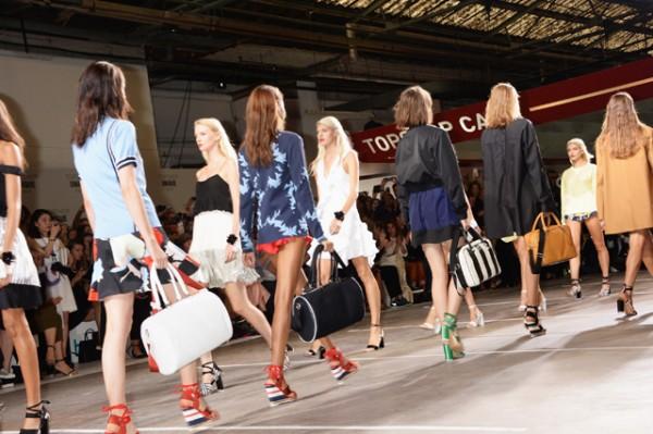 Недели моды в Лондоне