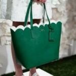 Зеленые сумки 2015 — 2016