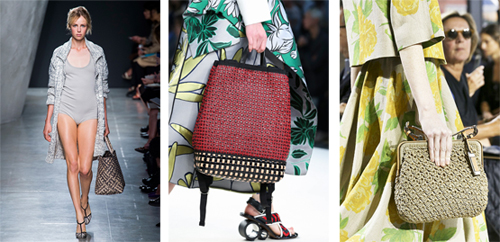 47bdd4946f42 Тренд сезона – плетеная сумочка