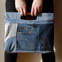 7a70b052592c джинсовая сумка Джинсовая сумка своими руками ...
