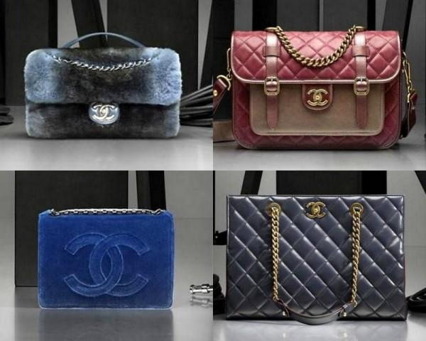 сумки от Chanel 2017