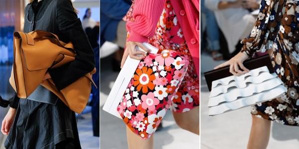 сумочки на лето