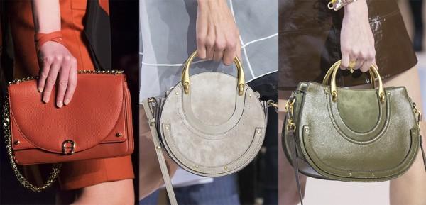 модные женские сумочки 2018