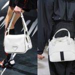 Изюминка сезона — белая сумка