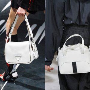Изюминка сезона - белая сумка