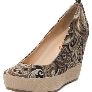 туфли на тангетке